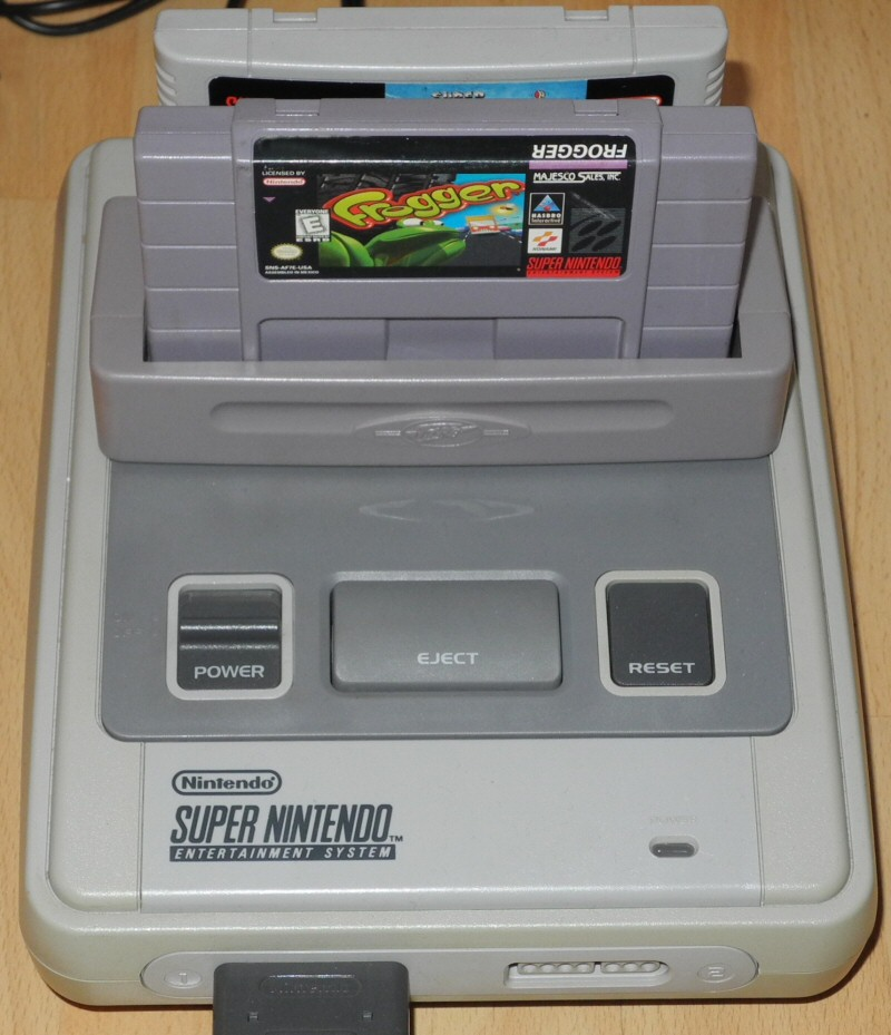 Peter 39 s site blog snes pal and a rare ntsc - How much is a super nintendo console worth ...